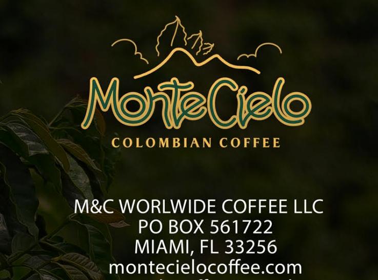 Contac Us Montecielo coffee